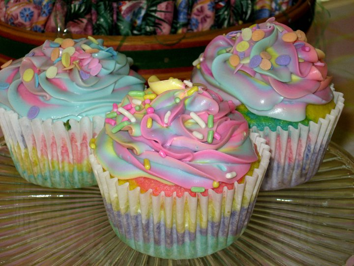 How To Make A Paper Cup Cake