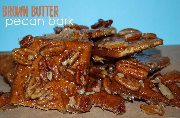 Brown Butter Pecan Bark The Domestic Rebel