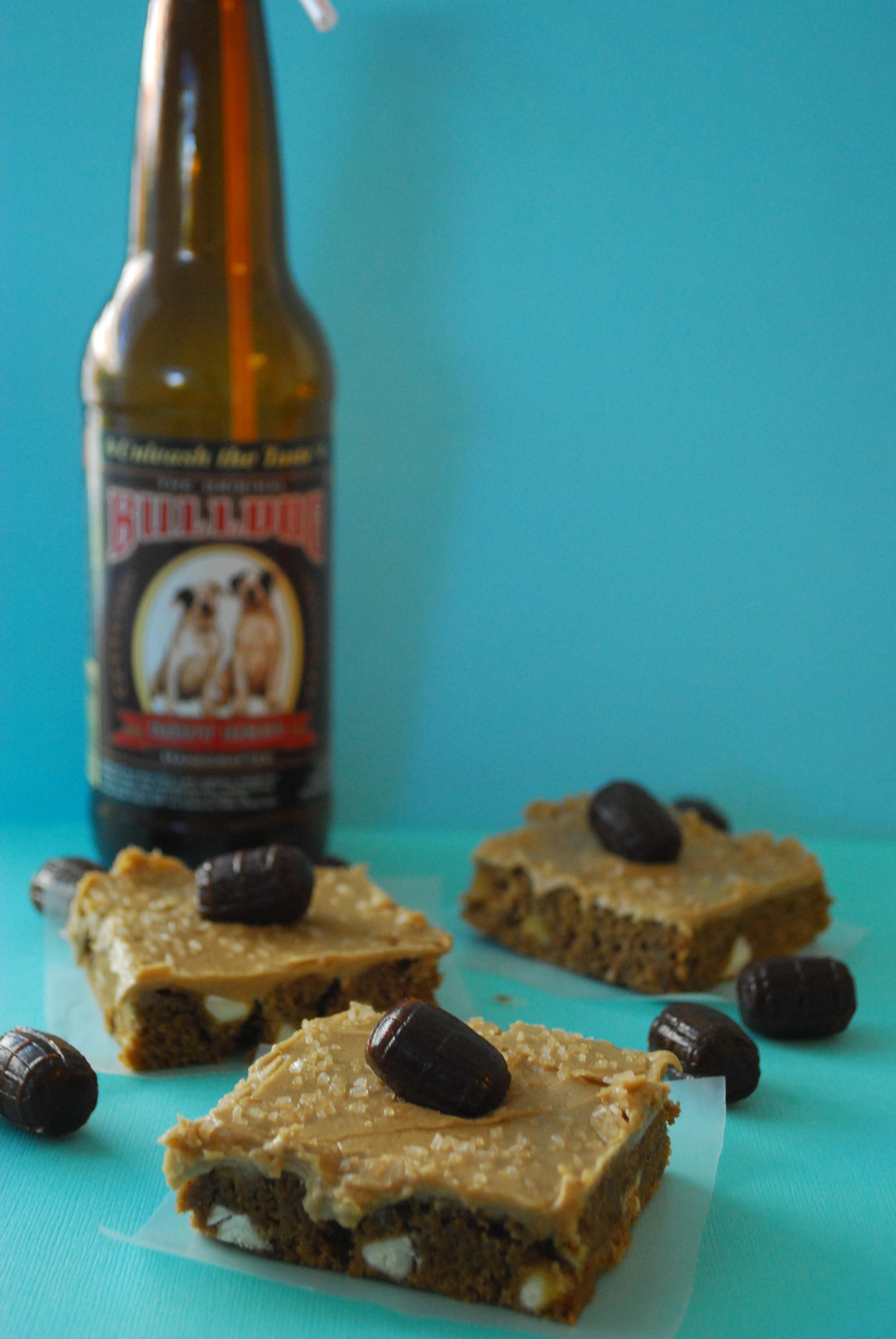 Root Beer Float Bars The Domestic Rebel