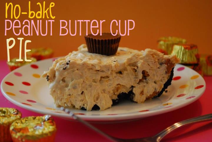 No-Bake Peanut Butter Pie | The Domestic Rebel