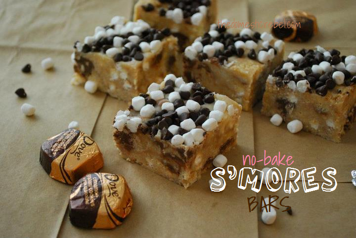 No Bake S'mores Cookies Recipes — Dishmaps